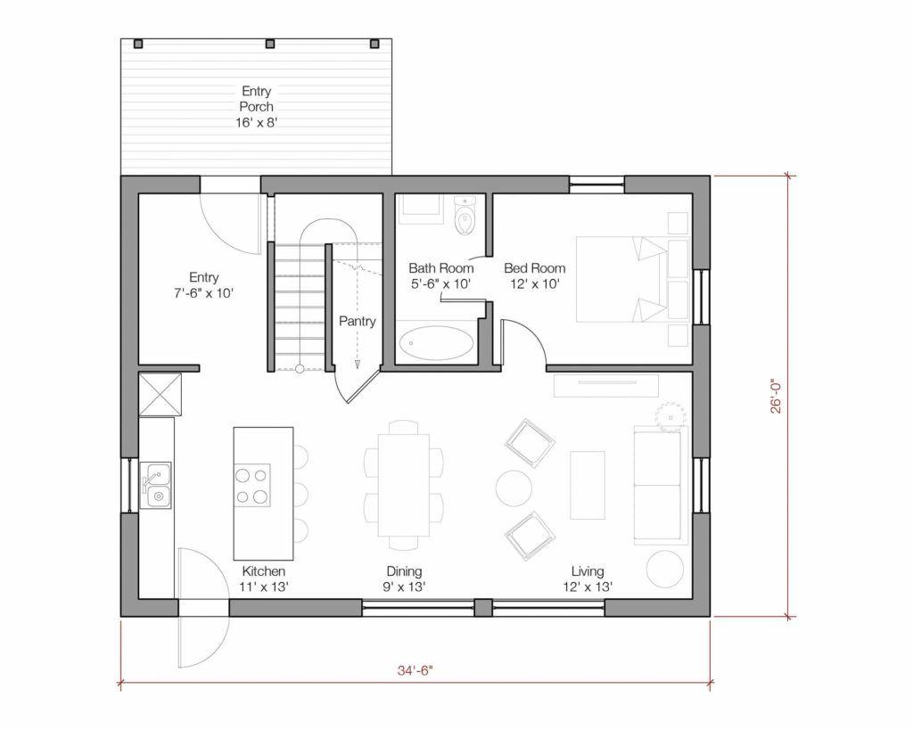 Go Logic House Plans