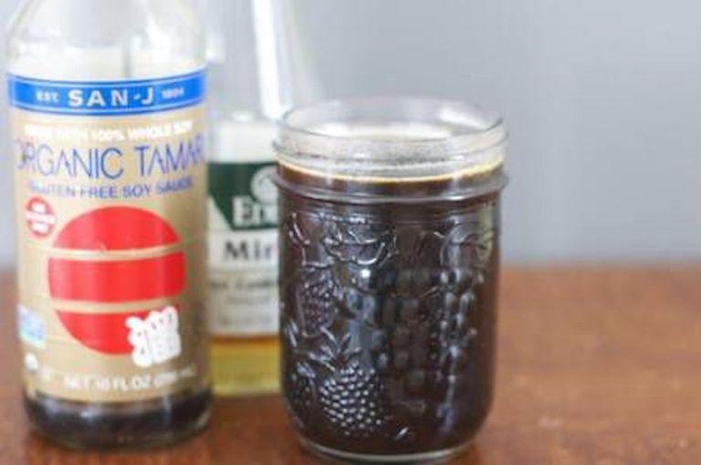 Salsa Teriyaki Casera (Sin Azúcar Agregada)