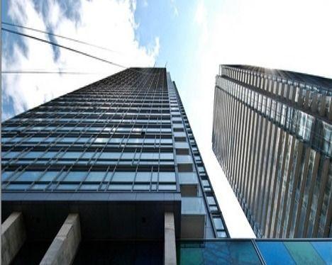 glass tower condo toronto photo