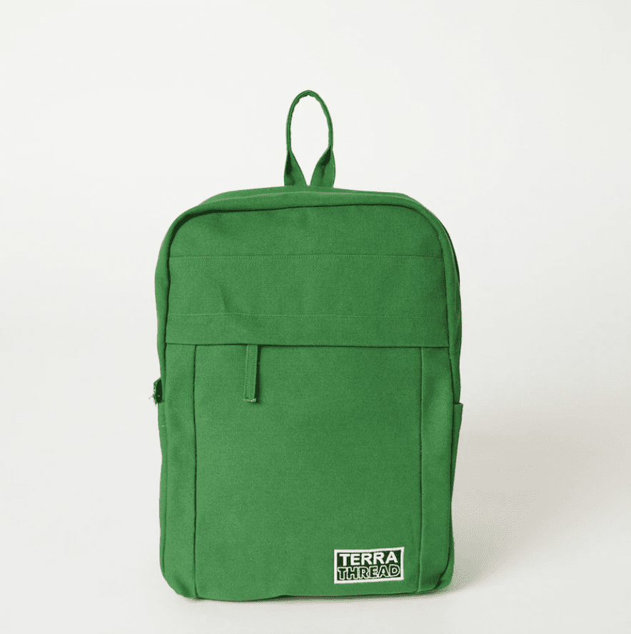 Terra Thread Sustainable Backpacks for College and Everyday Use