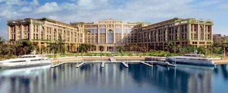 versace hotel dubai cooled beach image