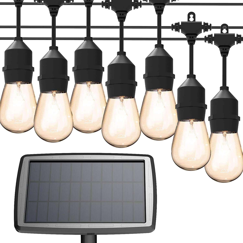 MagicPro Solar String Lights
