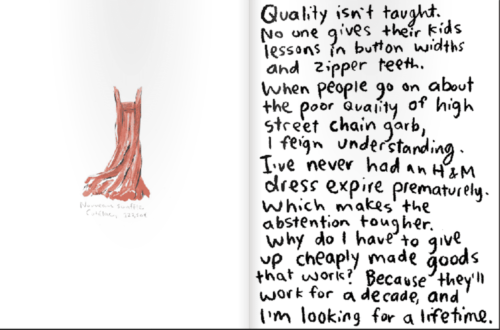 quality isn't taught