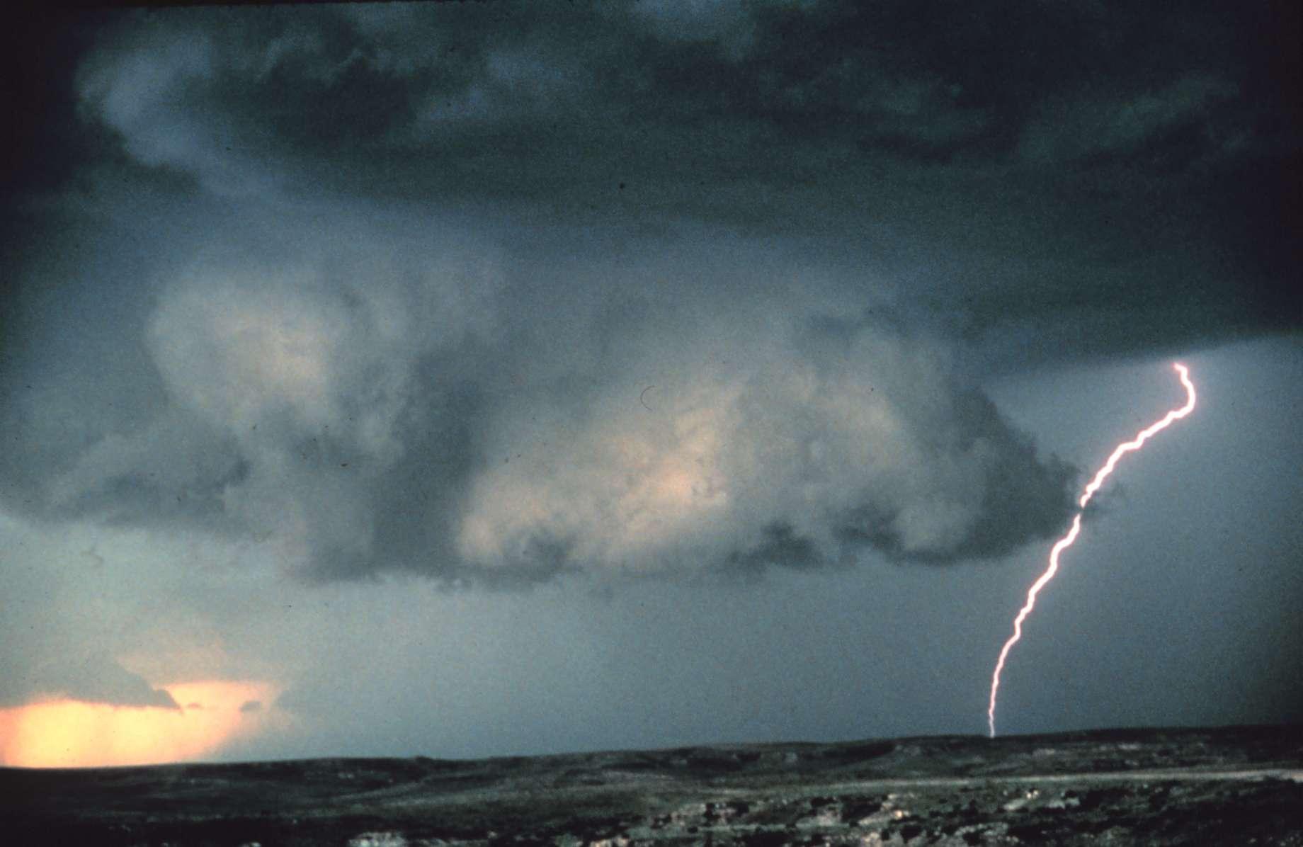 mesocyclone