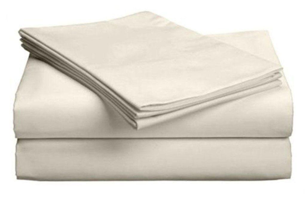 PlushBeds Organic Cotton Sateen Sheet Set