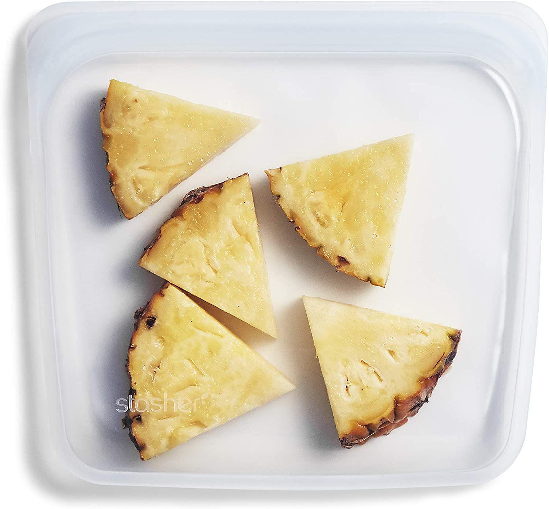 Stasher Silicone Reusable Sandwich Bag
