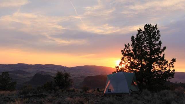 Hipcamp: es como un kayak para acampar
