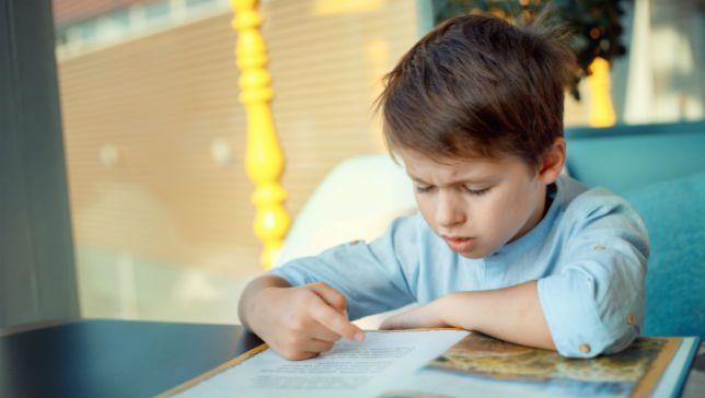 ¿Qué aspecto tiene la dislexia?
