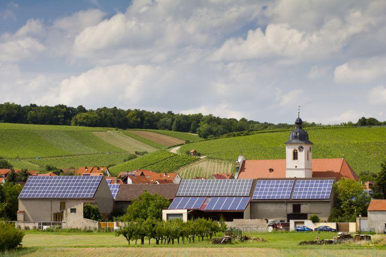 La 'Energiewende' de Alemania está cobrando fuerza