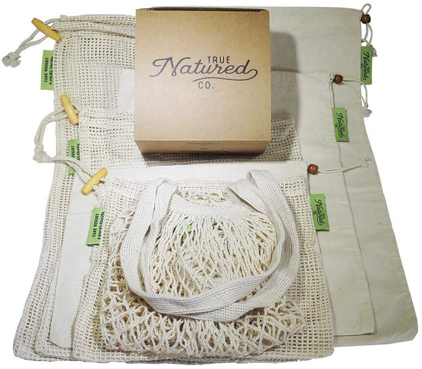 True Natured Co. Reusable Bags