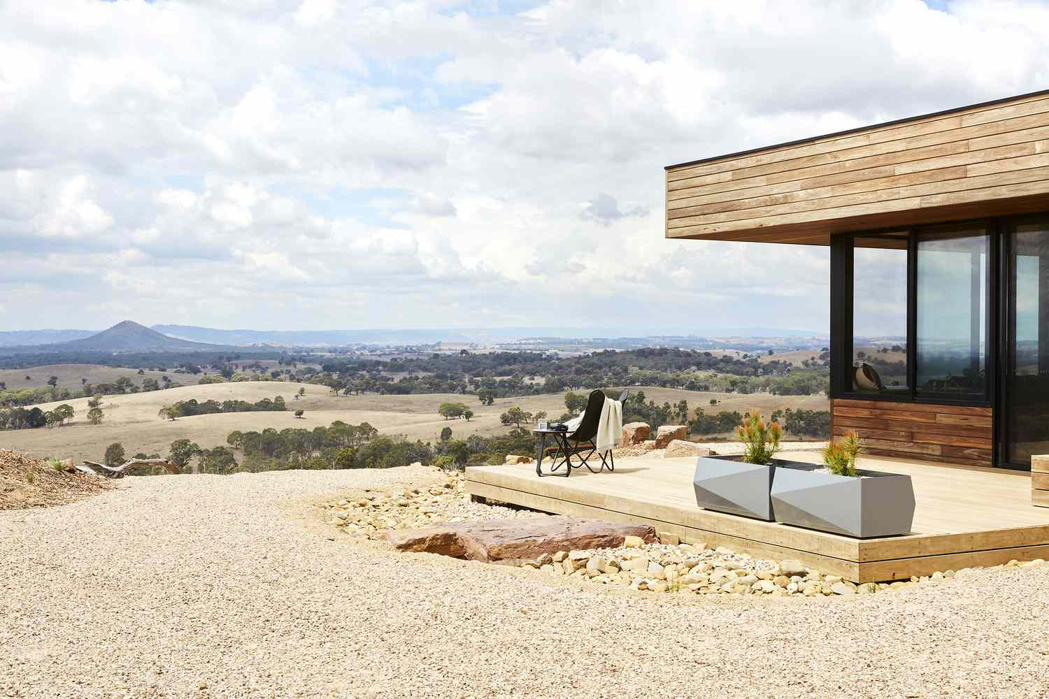 Elemental House by Ben Callery Architects exterior