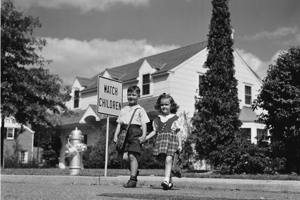 The suburban dream