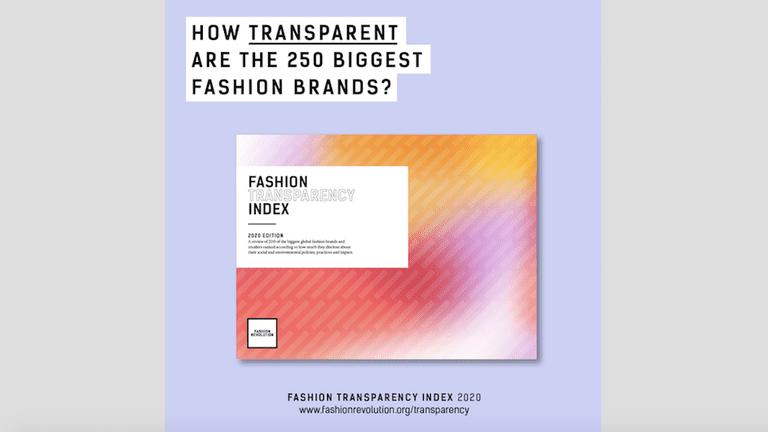 H&M ocupa el primer lugar en el último índice de transparencia de la moda