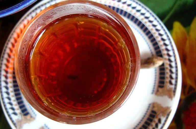 El té es realmente un jugo de creatividad mágico
