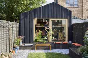 The Light Shed by Richard John Andrews exterior