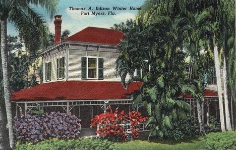 thomas edison house photo