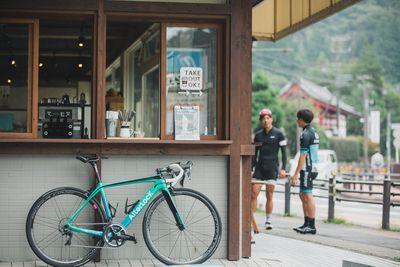 Alterlock on bike