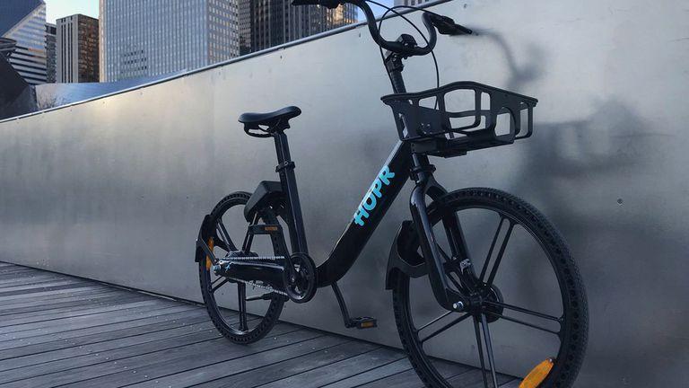Las bicicletas eléctricas sin base pueden ser BYOB (traiga su propia batería)