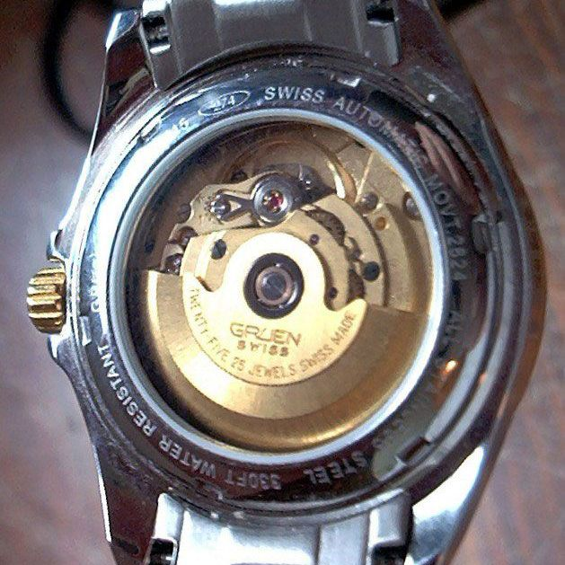 Self-winding watch