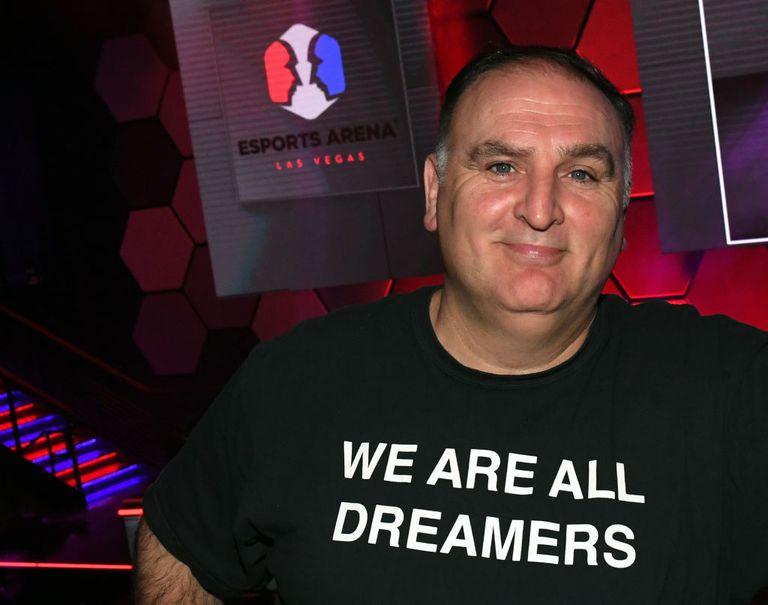 El chef José Andrés responde al coronavirus con esperanza y acción
