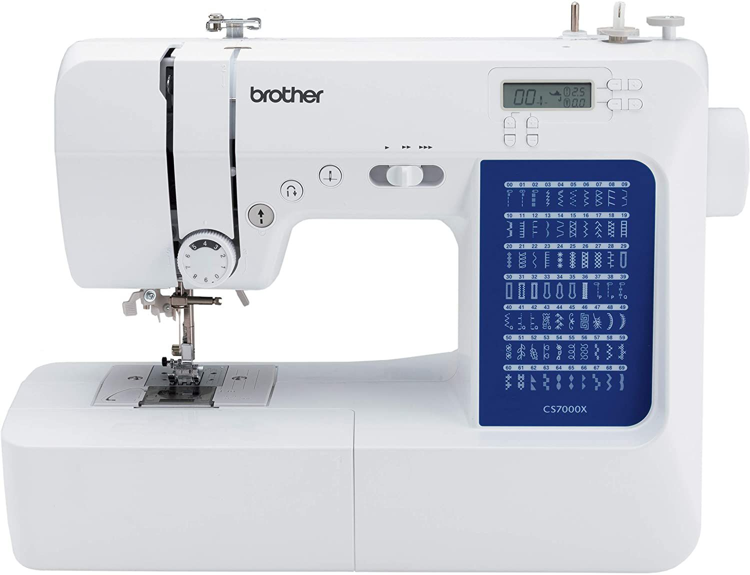 Brother CS7000X Computerized Sewing and Quilting Machine
