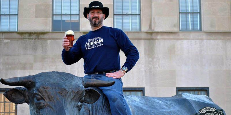 Seth Gross bull photo