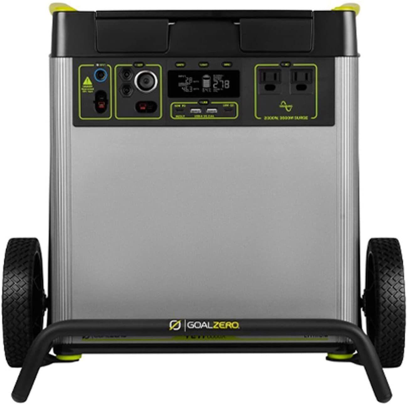 Goal Zero 6000X Portable Power Station