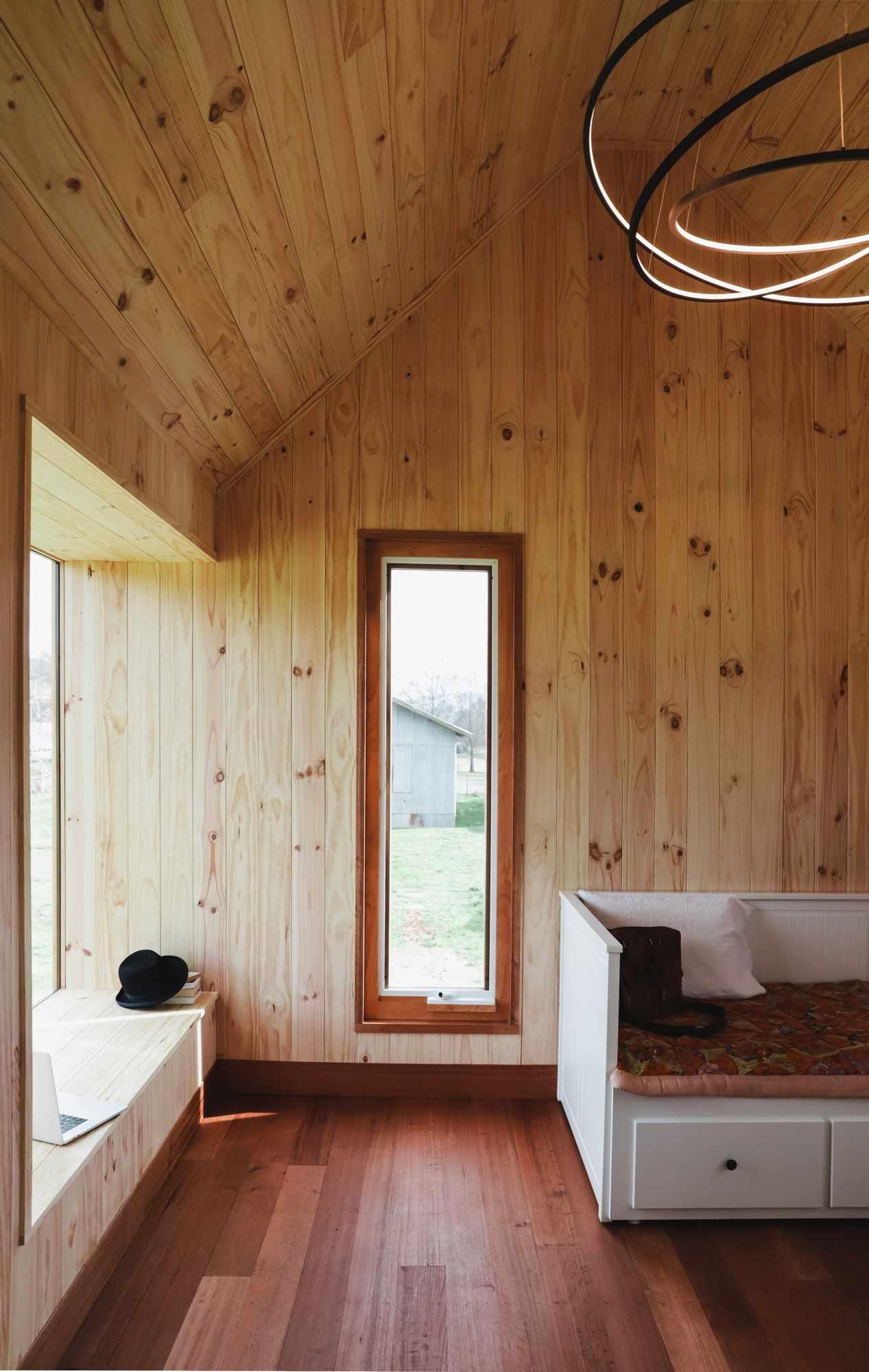 Interior tasmanian house