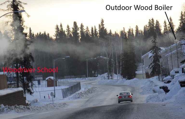 La calidad del aire en Fairbanks, Alaska es peor que en Beijing