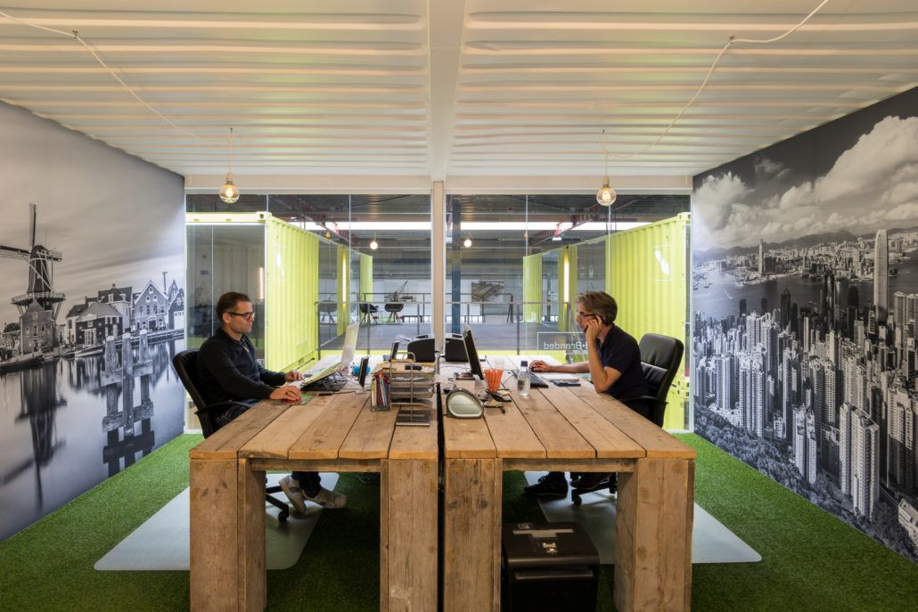 double wide conference room