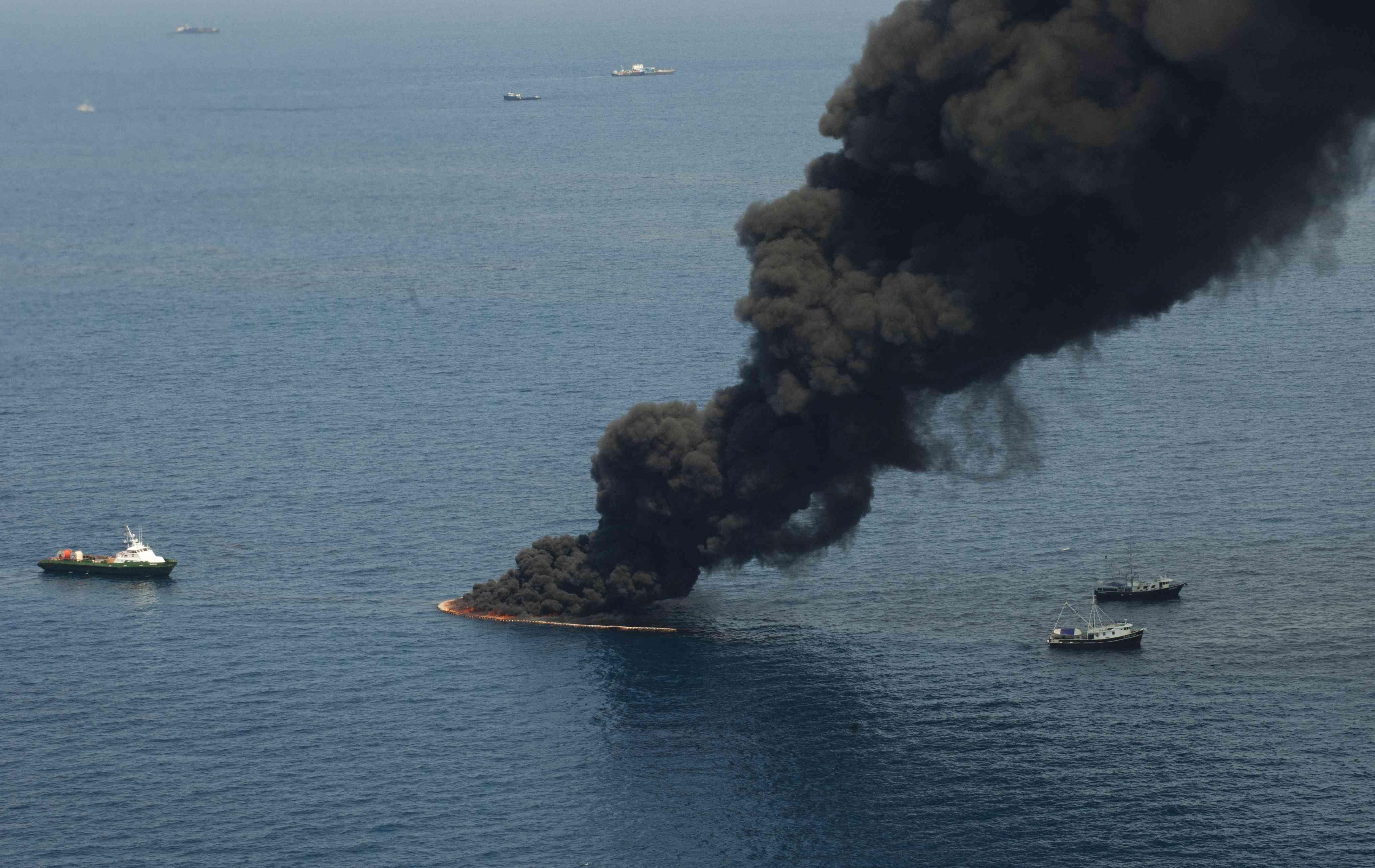 USA - Deepwater Horizon Disaster - Contianment Efforts
