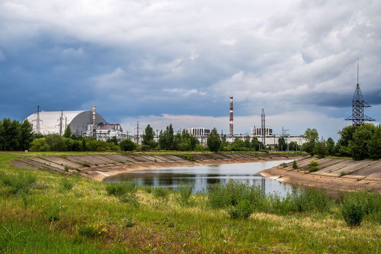 Chernobyl brilla de nuevo como una granja solar