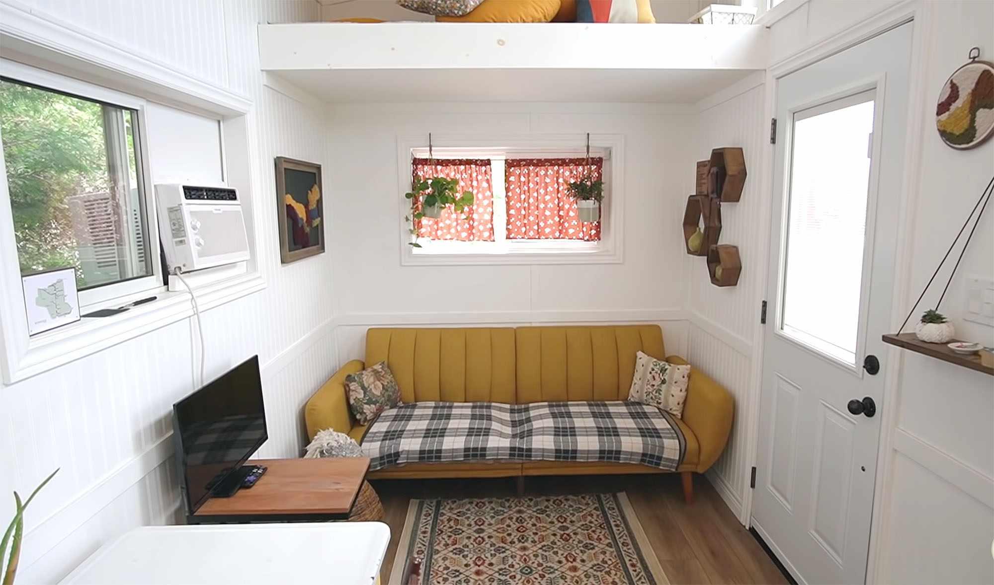 tiny home big farm living room