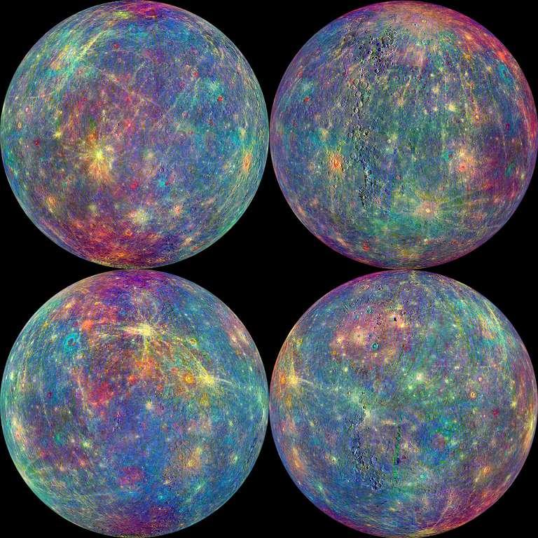 NASA Messenger image