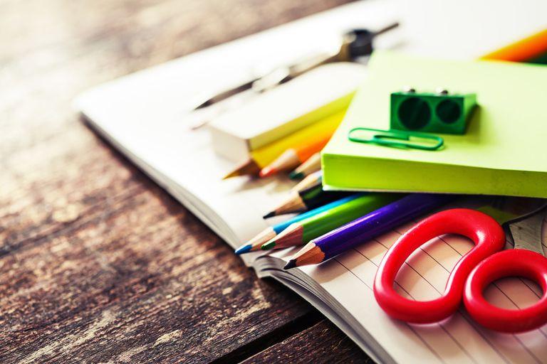 Panhandles de maestros de Oklahoma para lápices