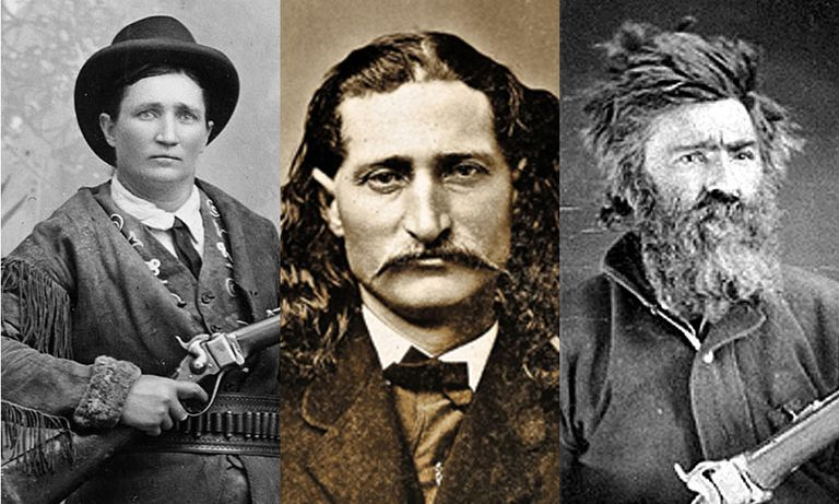 'The Real Dirt on America's Frontier Legends'