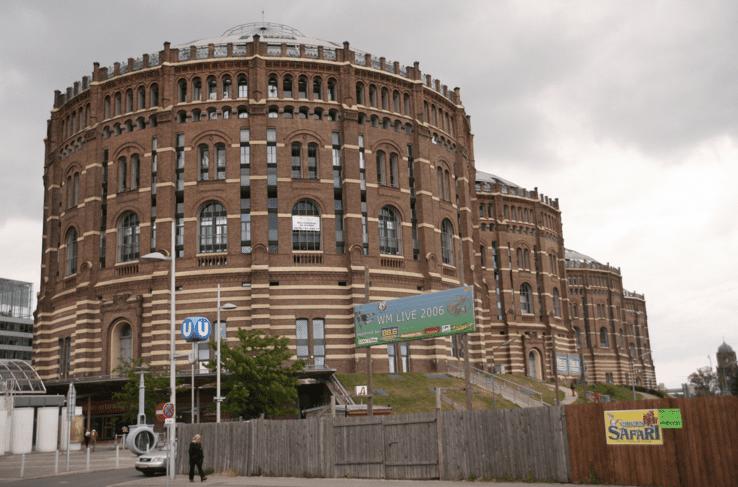 Vienna Gasometers