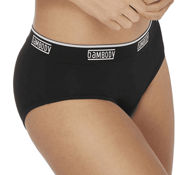 Bambody Period Panties - Hipster for Tweens & Women
