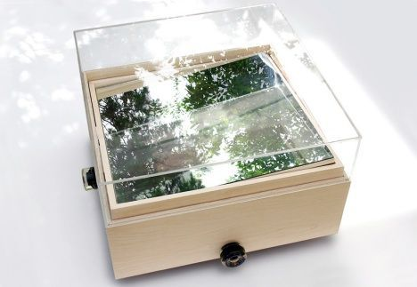 igland design pure sunlight table photo