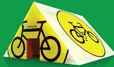bicycle for a day adam kalkin afghani bike shop image
