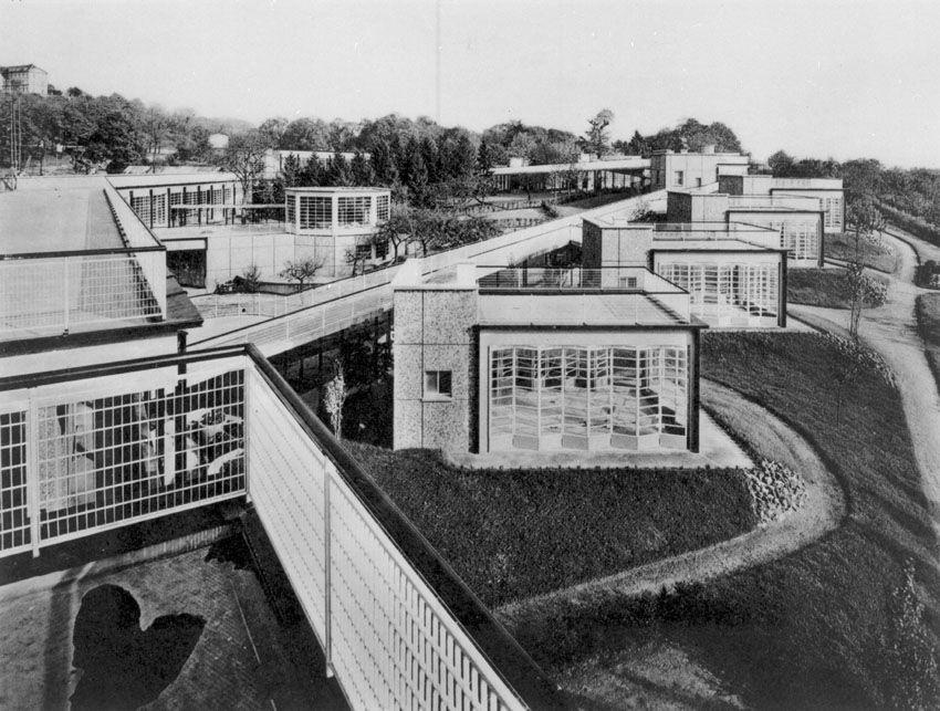 Open air school