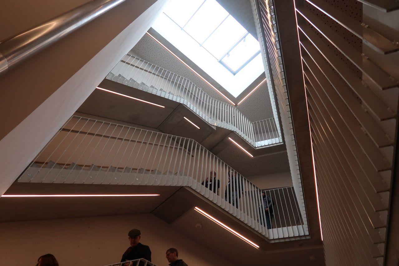 Stair in Munich