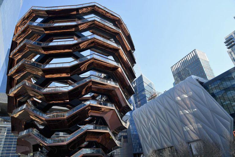 'Stairway to Nowhere' de Nueva York abre sus puertas
