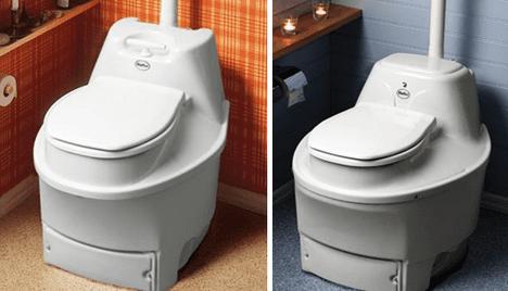 biolet composting toilet photo