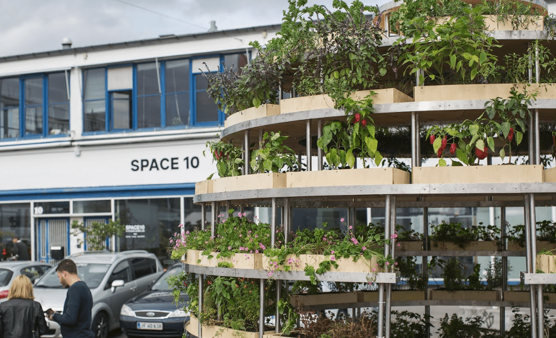 Growroom, a build-it-yourself urban agriculture solution from Space10