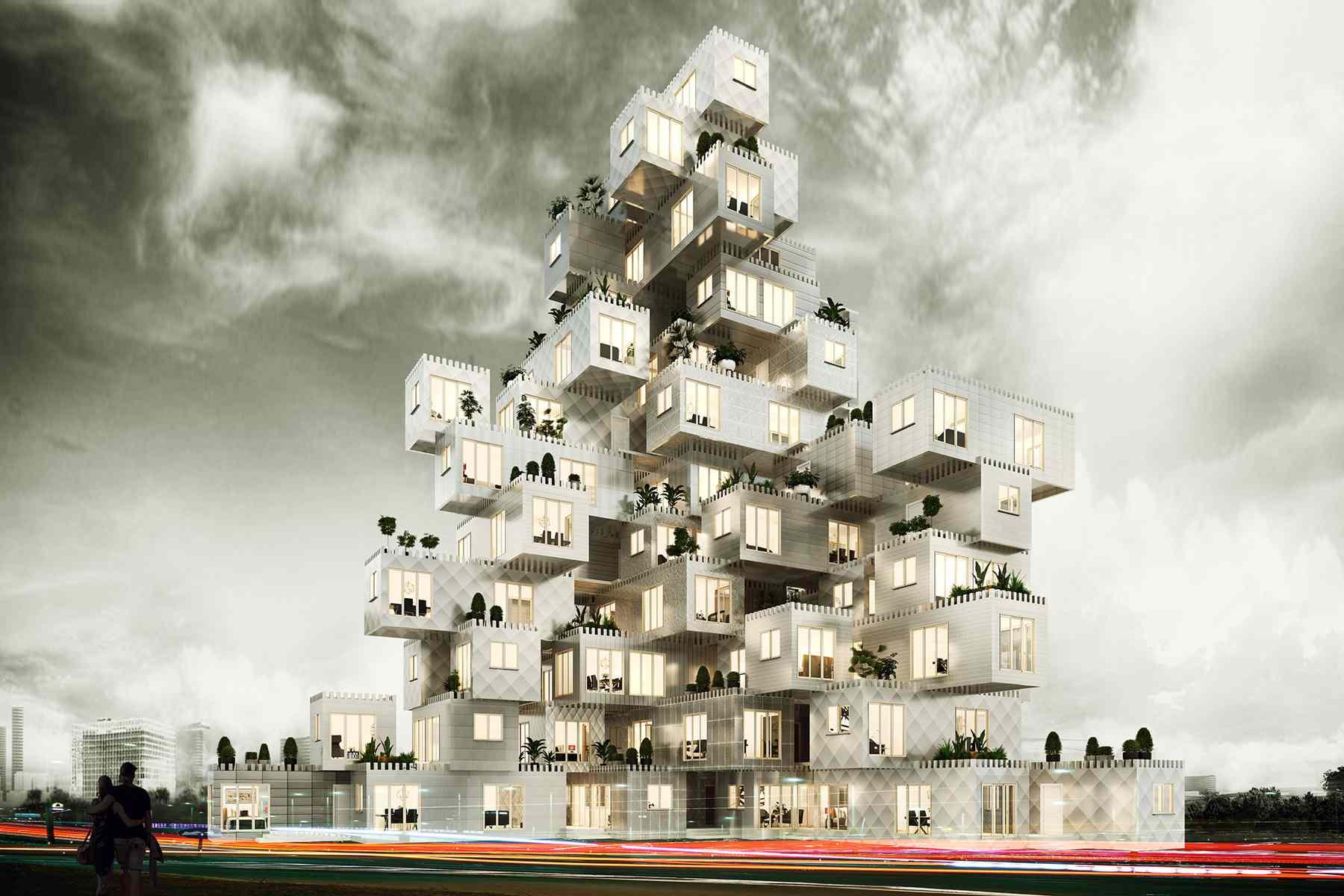 Tetris City