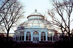 New York Botanical Garden Haupt Conservatory
