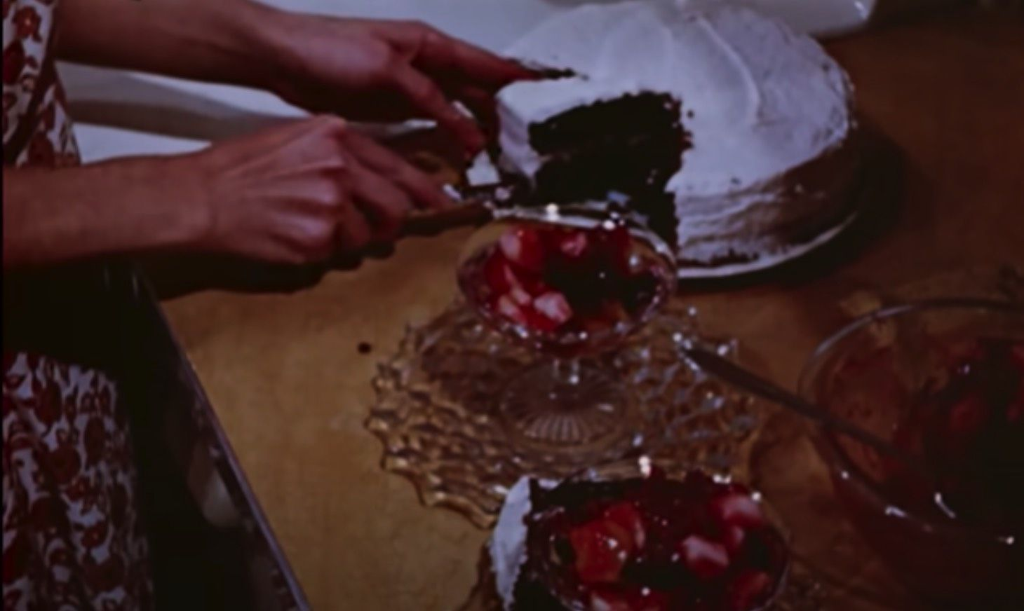 serving-cake