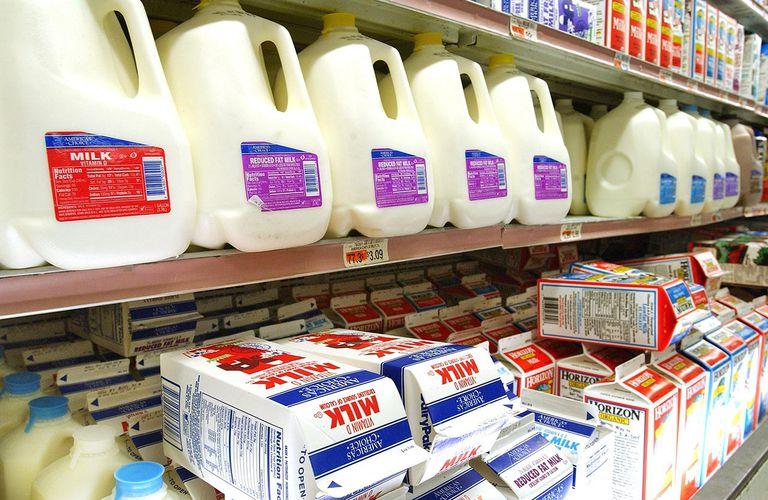 Dollar Per Gallon Milk Hike Expected Next Week