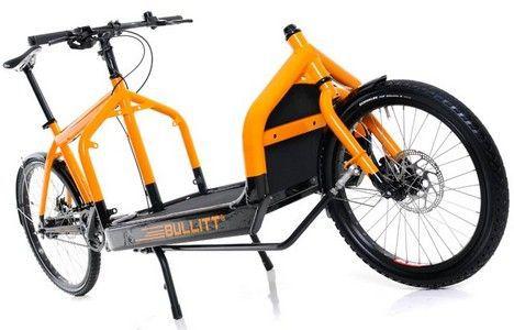 bullitt cargo bike photo